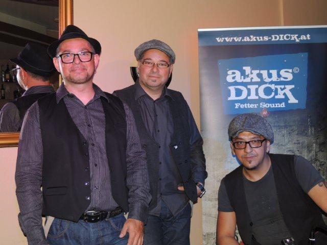 Konzert mit Akus Dick 2