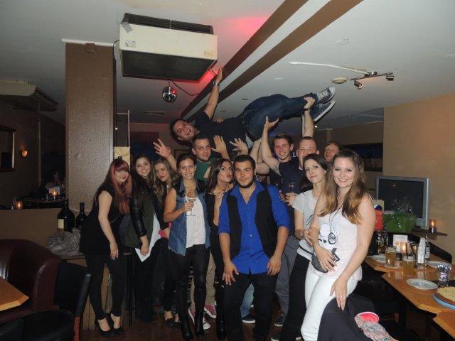 Martinimarkt Party 2014
